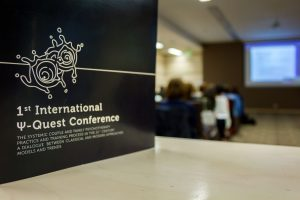 First Ψ-Quest International Conference